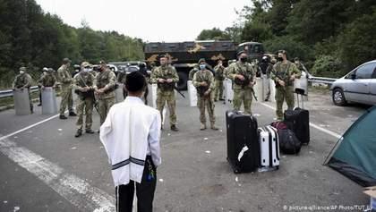 Необхідно спуститись на землю, – МЗС Білорусі просить Україну впустити хасидів