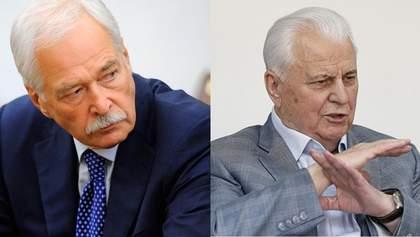 Кравчук поставив на місце Гризлова на ТКГ, але перемовини з росіянами заблоковані – Є питання