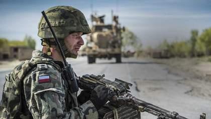 Польша отправит своих военных на турецко-сирийскую границу