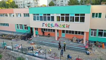 У Донецькій області масово ремонтують садочки, дороги і стадіони
