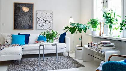 Скандинавський стиль у квартирі: свіжі ідеї дизайну інтер'єру