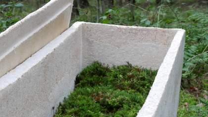 """""""Живые гробы"""" из грибов: ученый предлагает инновационный способ захоронения – фото"""