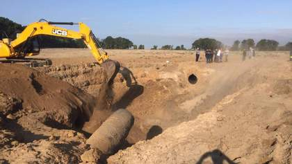 Вибухнув магістральний газопровід під Києвом: що відомо про відновлення