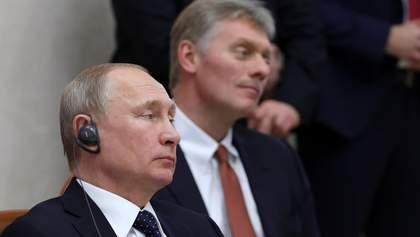 """Отравление Навального: Кремль отреагировал на бутылку воды с """"Новичком"""" в номере оппозиционера"""