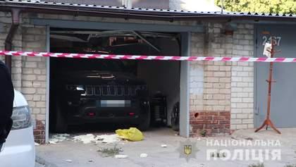 У Харкові чоловік позбавив себе життя, підірвавшись на вибухівці: фото, відео