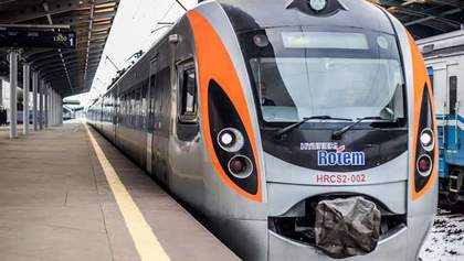"""Новий маршрут """"Інтерсіті"""" з Києва до Черкас запустять у 2021 році: деталі"""