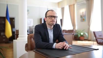 Малюська не верит, что вместо него будет Венедиктова: министр юстиции о слухах об увольнении