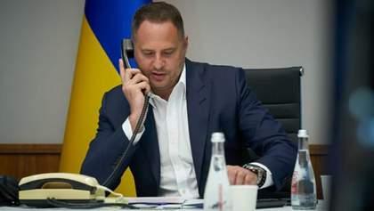 Спецоперация, но не украинская: Ермак отреагировал на обвинения по делу вагнеровцев