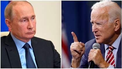 Путін хоче розвалити НАТО і змінити розклад сил у Європі, – Байден