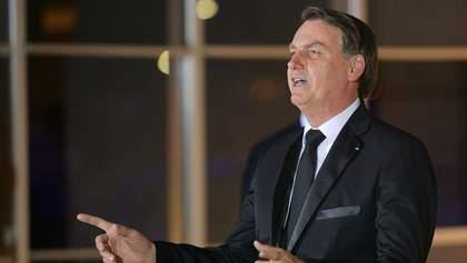 Це для слабких, – президент Бразилії розкритикував самоізоляцію під час пандемії