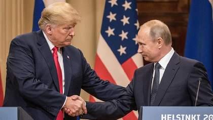 Трамп не бачить проблем у своїх хороших відносинах з Путіним
