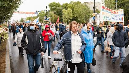 У Хабаровську відбулася дивна акція протесту: до чого тут Бетховен – відео