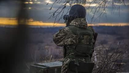 """Бойовики вкотре порушили """"тишу"""": стріляли біля Новоолександрівки"""