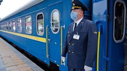 Укрзалізниця відновлює продаж квитків на потяги з міст, які вже не в червоній зоні: список