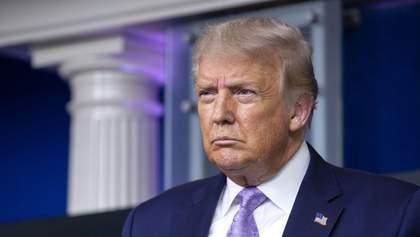 Спроба отруїти Трампа: підозрювану жінку затримали на кордоні США та Канади