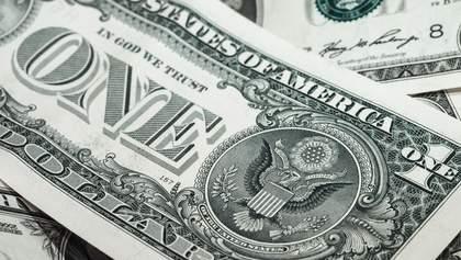 Долар продовжує рости: наскільки подешевшає гривня цього тижня