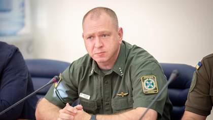 """Прикордонник порівняв військових зі свинями: Дейнеко заявив, що він """"глибоко обурений"""""""