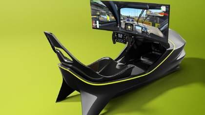 Aston Martin випустила геймерський симулятор ціною в 2 мільйони гривень