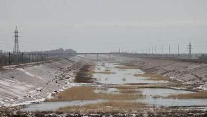 У Криму ще 29 поселень без води: окупанти заявили, що доставлятимуть її цистернами