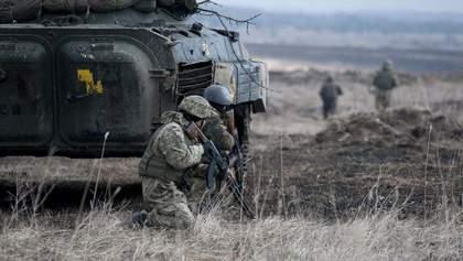 Ситуация в ООС: оккупанты трижды нарушили перемирие на Донбассе