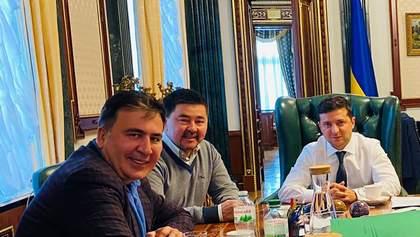 Хочет помочь с реформами: известный бизнесмен Сейсембаев встретился с Зеленским