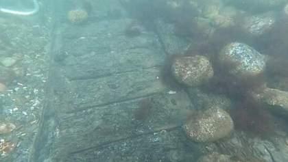400 лет на морском дне: в Дании нашли легендарный корабль