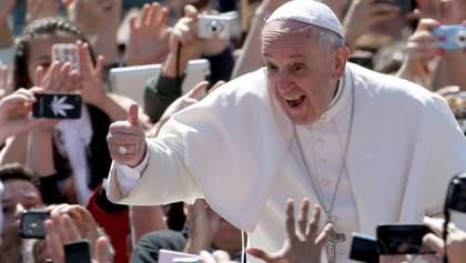 """""""Бог любит всех детей своих"""": Папа Римский поддержал ЛГБТ-сообщество"""
