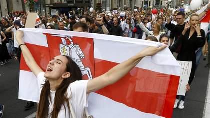 Мені здається, білоруси вже ніндзя, або Дуже небезпечні жінки проти ОМОНу