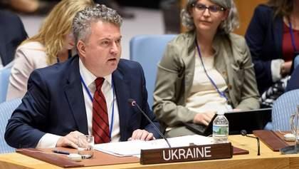 Посол України в ООН про воду в Крим: Росія має визнати себе окупантом і попросити