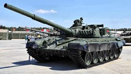 Бойовики на Донбасі підтягують важку техніку до передової