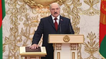 Церемонія інавгурації: Лукашенко вступив на посаду президента Білорусі