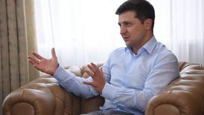Зеленський описав свої стосунки з Путіним