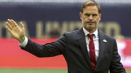 Сборная Нидерландов, которая сыграет с Украиной на Евро-2020, получила нового тренера