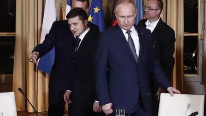 Що відрізняє Путіна від Зеленського?