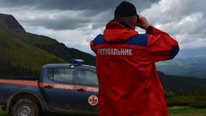 У Карпатах рятувальники відшукали одразу кілька груп туристів