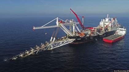 """Кораблі, які будують """"Північний потік-2"""", відмовилися страхувати: причина"""