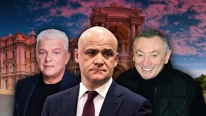 Выборы мэра Одессы: список кандидатов на пост городского головы