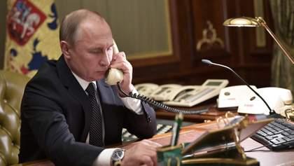 """Заява Путіна Макрону про те, що Навальний """"сам отруївся"""": що кажуть у Кремлі"""