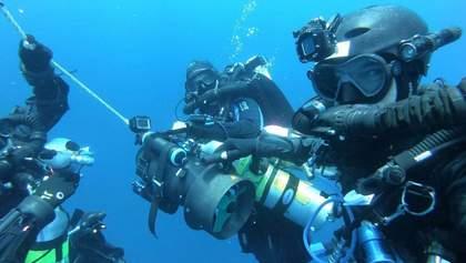 Подводную лодку времен Второй мировой нашли на дне Тихого океана: фото