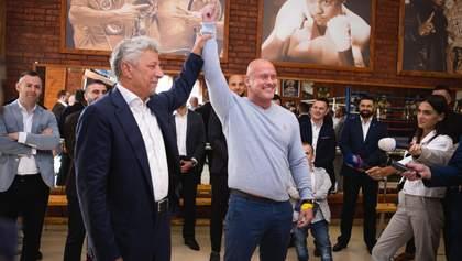 Колишній боксер Узелков балотується в мери Вінниці від ОПЗЖ