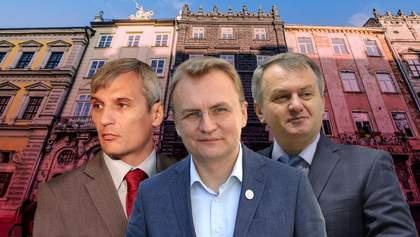 Кто официально идет в мэры Львова: что известно о кандидатах