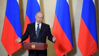 Путін завзято ходить по граблях, або Анексія Криму для російської маси