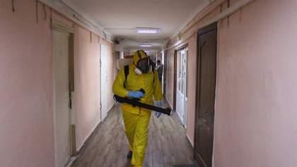 За нарушение карантина: в Киеве оштрафовали 40 общежитий
