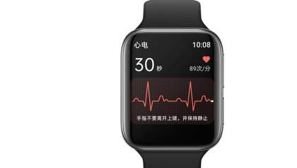 Oppo Watch ECG Edition: что интересного получили улучшенные смарт-часы