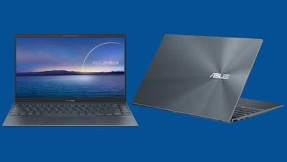Asus представила в Украине портативный ZenBook 14 на базе процессора AMD Ryzen