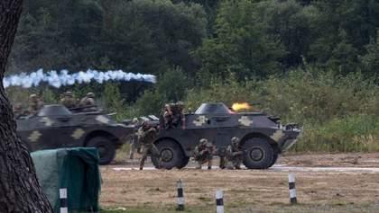 Rapid Trident – 2020: как проходят военные учения на Львовщине – фото, видео