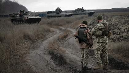 Боевики ночью стреляли из противотанкового гранатомета на Донбассе: детали