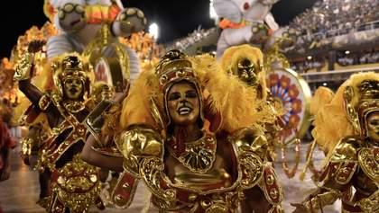 COVID-19 вместо карнавала: в Рио-де-Жанейро переносят главное событие года