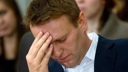 """У Кремлі заявили, що Навальний """"сам отруївся"""": реакція опозиціонера"""