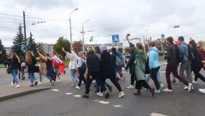 Справи проти Лукашенка не буде, суди над незгідними: події в Білорусі 28 вересня – фото і відео